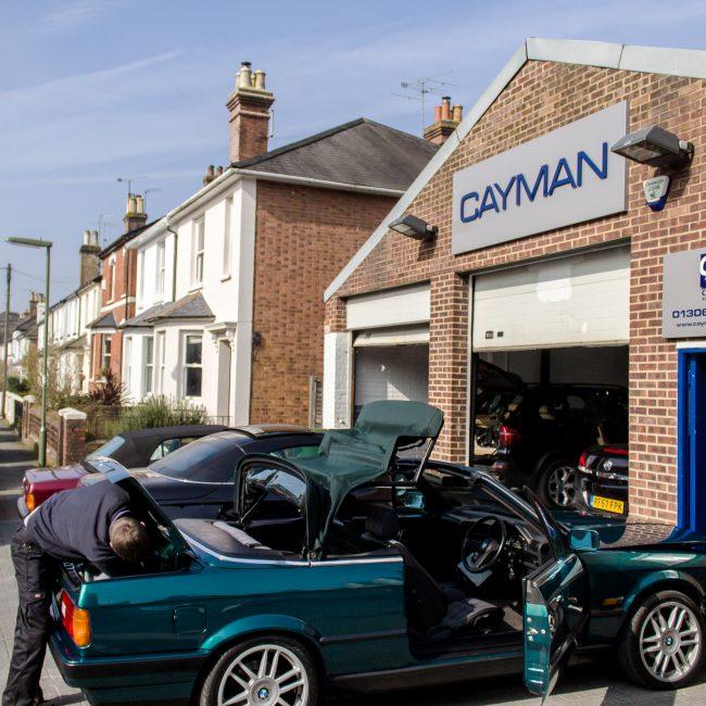 BMW E30 Repairs