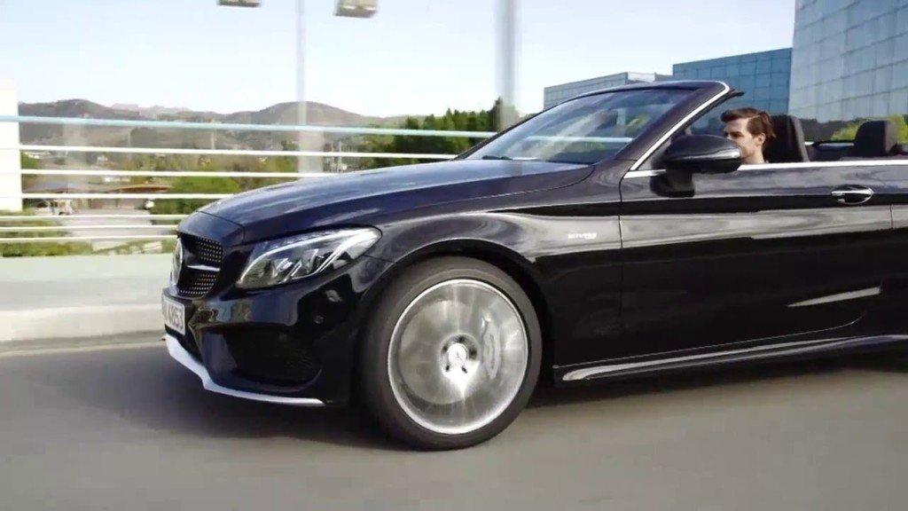 Mercedes-Benz C-class cabriolet-2
