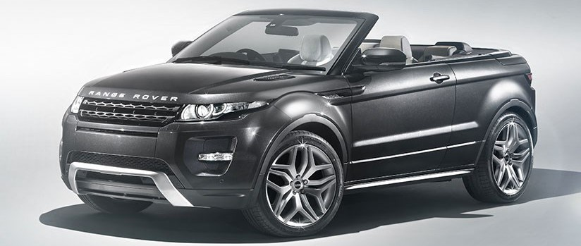 Checkout The World S First Luxury 4x4 Suv Cabriolet