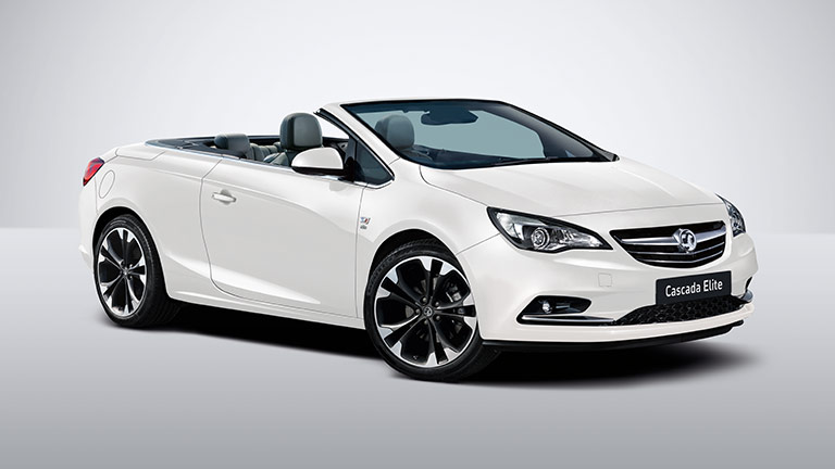 The Vauxhall Cascada A Roof That Opens Fast Enough To