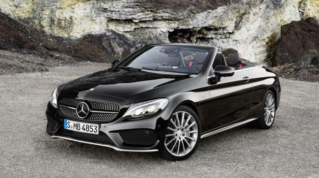 Mercedes–AMG C43 Cabriolet