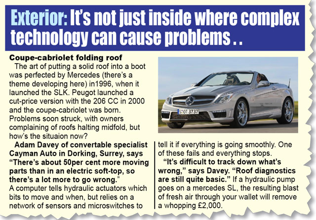 Cayman Autos in the Daily Telegraph