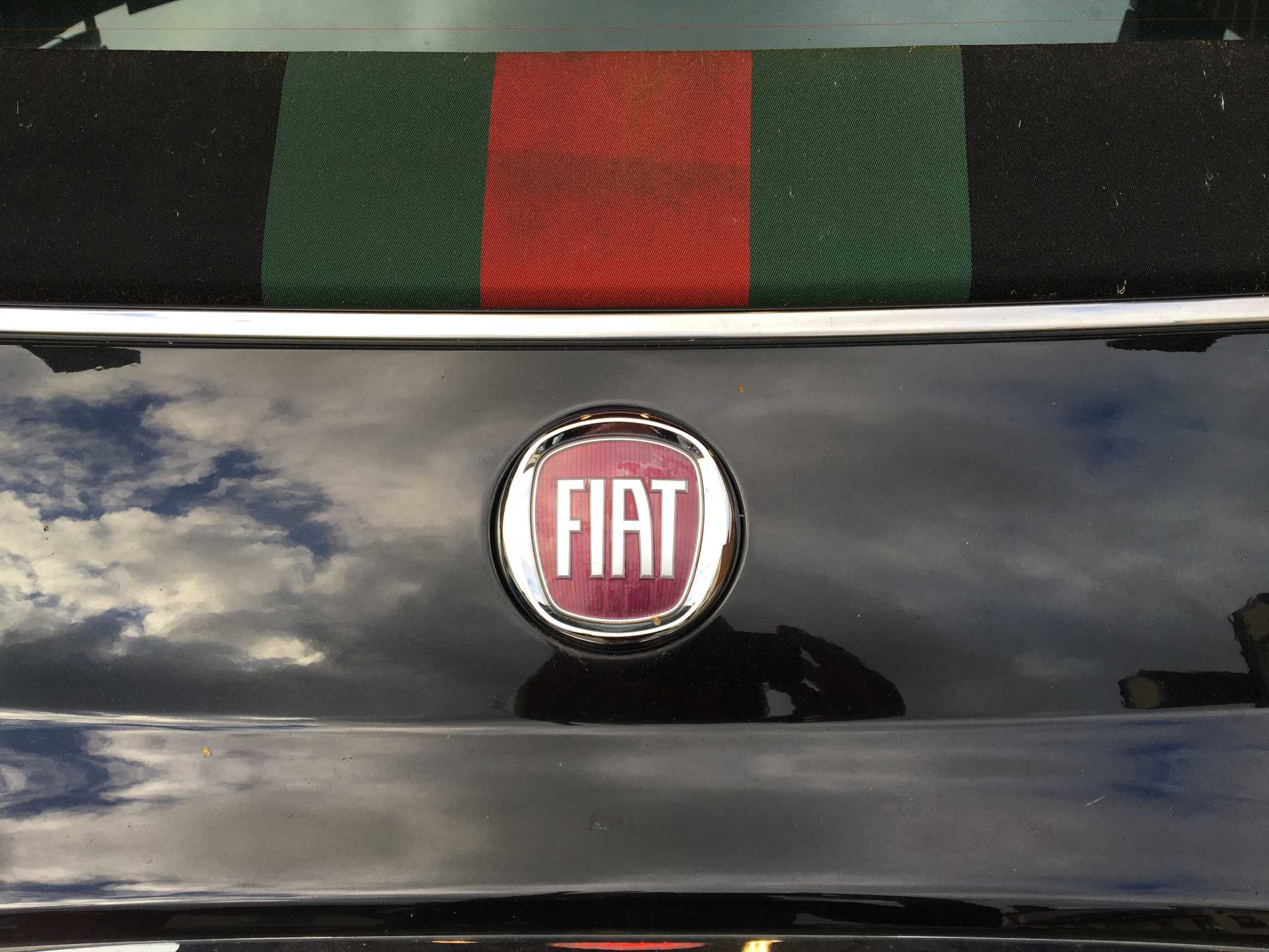 Fiat 500 C Convertible Roof Repairs Cayman Auto Services