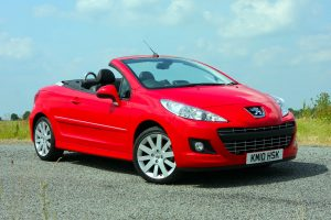 Peugeot 207 cc Common Roof Problems