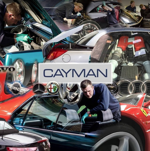 Cayman Auto Services North West - Liverpool & Manchester