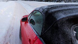 how to look after your soft top in winter