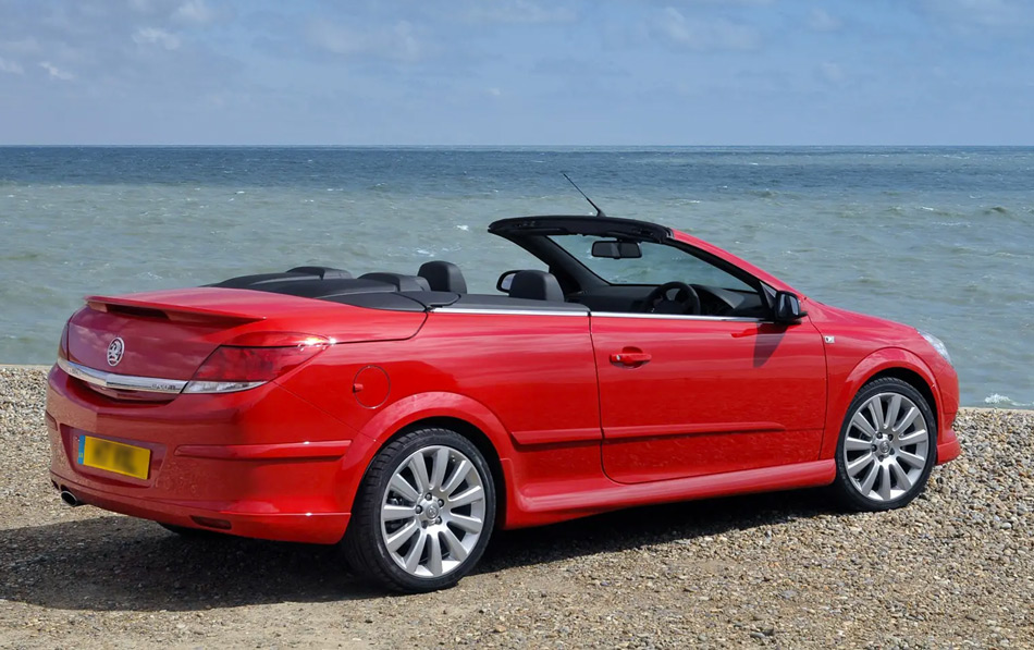 astra twin top convertible roof problems