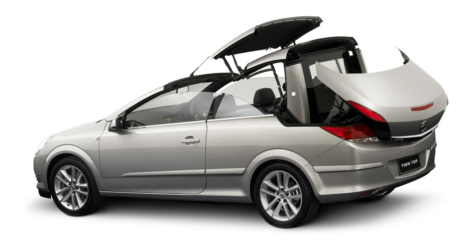 astra twin top folding roof